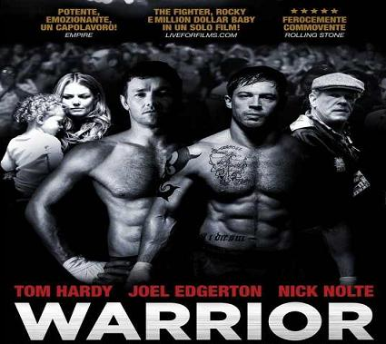 بإنفراد فيلم Warrior 2011 مترجم بجودة DVDScr دي في دي - أشكن