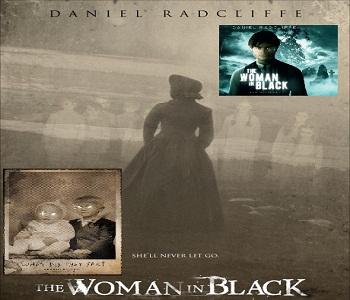 فيلم THE WOMAN IN BLACK 2011 مترجم دي في دي DVD - رعب
