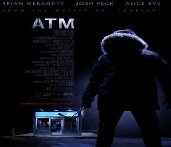 بإنفراد فيلم ATM 2012 مترجم بجودة دي في دي DVDrip رعب