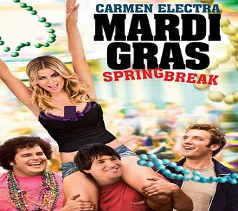 فيلم Mardi Gras Spring Break 2011 مترجم بجودة DVDRip  كوميدي