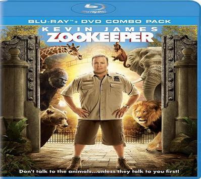 فيلم Zookeeper 2011 Bluray مترجم بجودة بلوراي