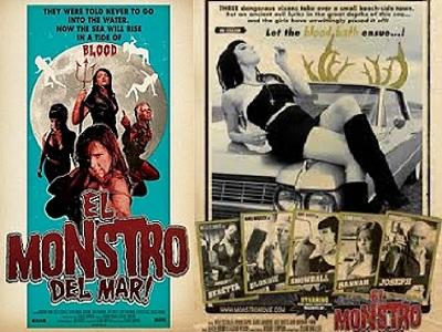 بإنفراد فيلم El Monstro Del Mar 2012 مترجم أكشن ورعب