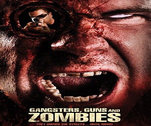 بإنفراد فيلم Gangsters Guns And Zombies 2012 مترجم DVDrip