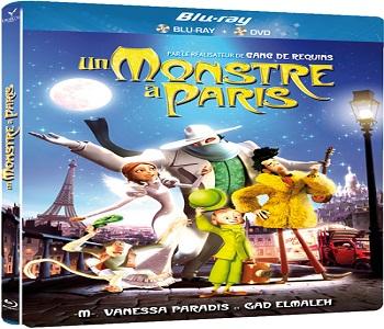 فيلم A monster In Paris 2011 BLURAY مترجم بجودة بلوراي