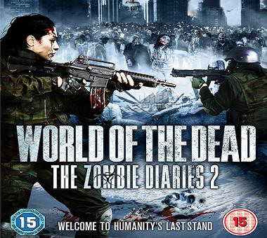 فيلم World of the Dead The Zombie Diaries 2011 مترجم DVDrip