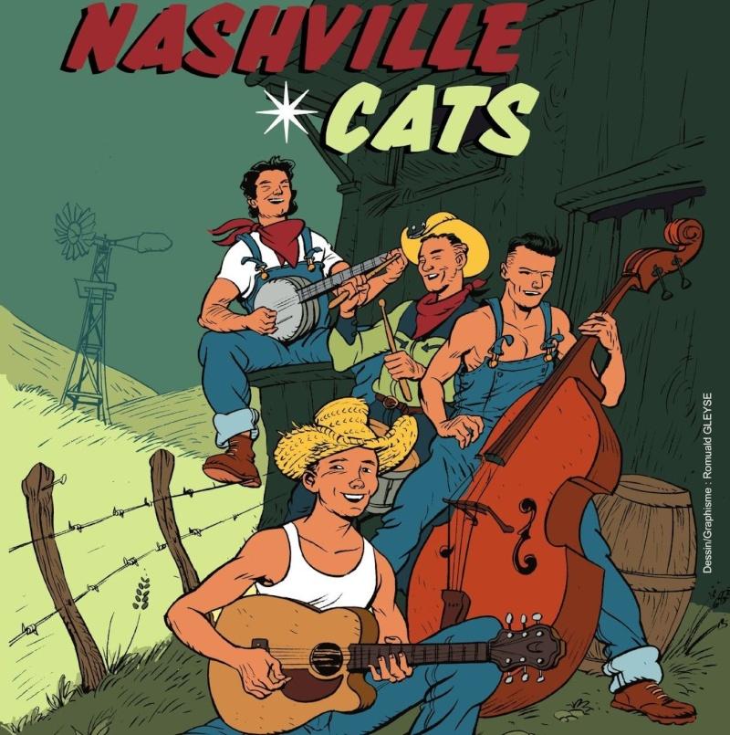 Groupe De Musique Les Stray Cats