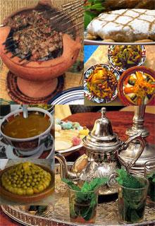 Patrimoine culinaire marocain for Abderrahim bargach cuisine