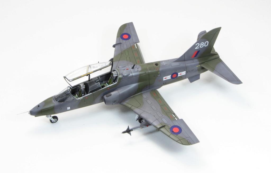 Bae Hawk Airfix 1/72 - Ready for Inspection - Aircraft