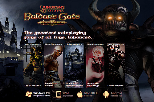 Baldurs Gate Enhanced Edition-SKIDROW