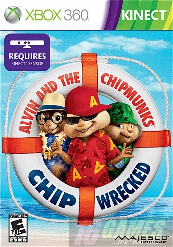 Alvin and the Chipmunks Chipwrecked PAL XBOX360 [MULTI]