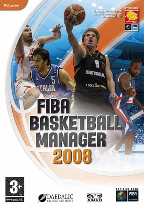 FIBA Basketball Manager 2008 [PC-CD] [English]
