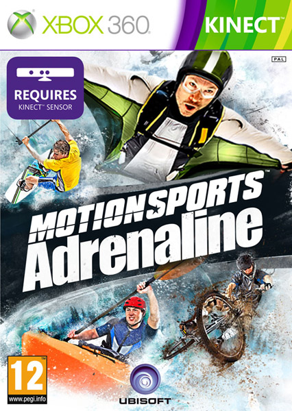 MotionSports Adrenaline XBOX360