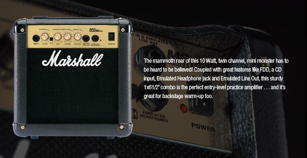 Guitare Squier Fender Telecaster   Ampli Marshall Mg50dfx