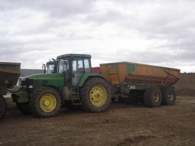 Photos tp afficher le sujet les tracteurs dans le milieu du tp - Location benne bethune ...