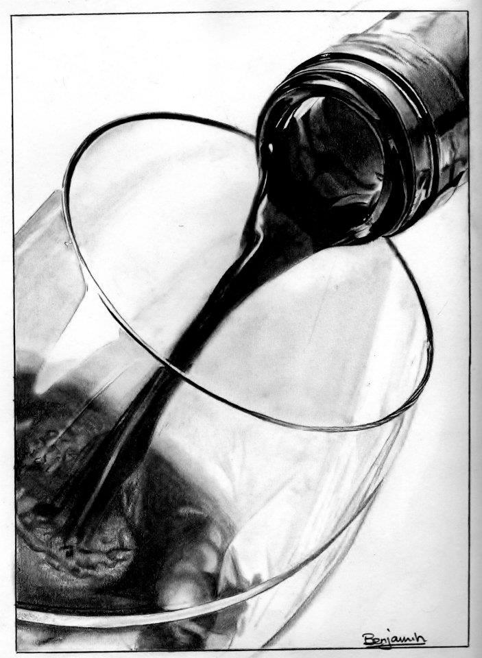 Verre de vin - Verre de vin dessin ...