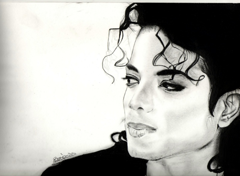 Michael jackson - Dessin de michael jackson ...