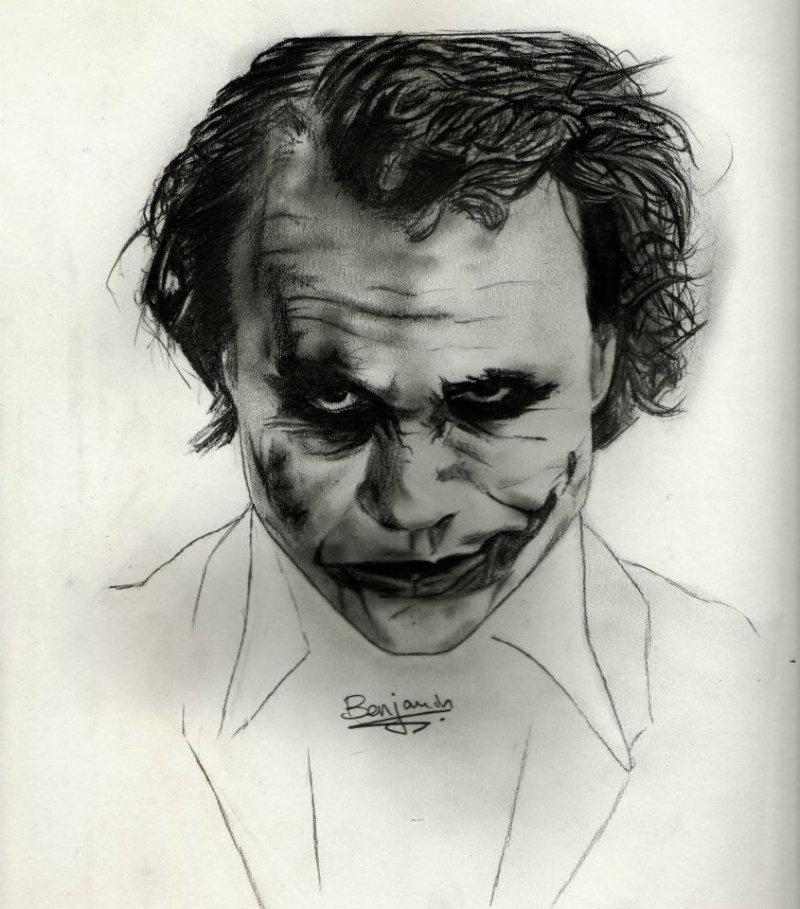 Le joker - Le joker dessin ...