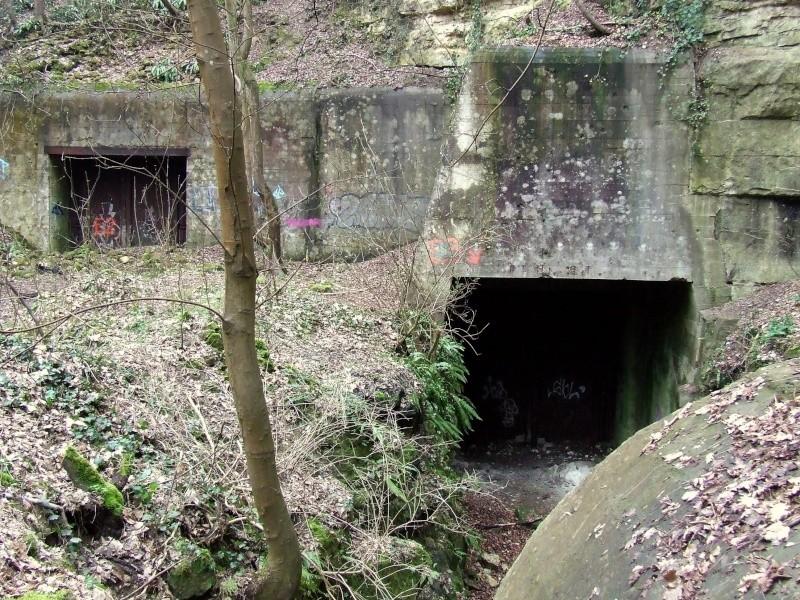 Carri res souterraines utilis es par les allemands for T meubles mery sur oise