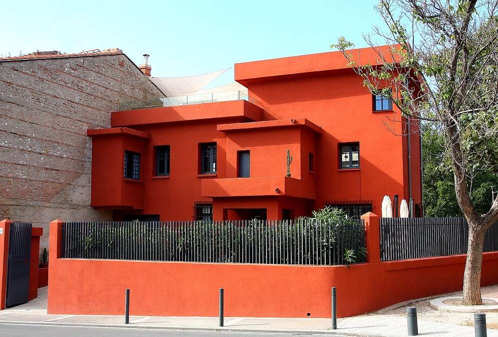 Architecture contemporaine modif for Architecture contemporaine