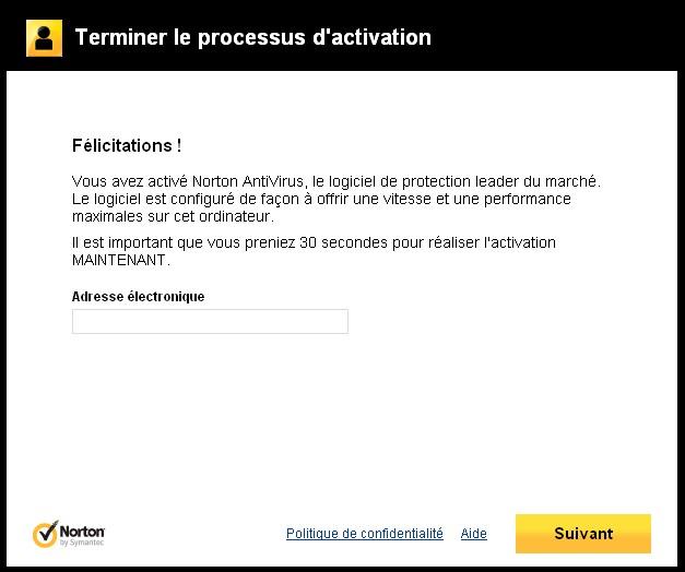 norton antivirus 2012 gratuit 6 mois