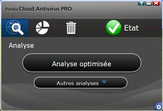 Panda Cloud Antivirus Pro