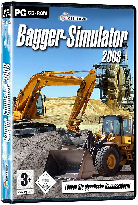 Bagger simulator