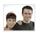 Daniel y su madre Pilar