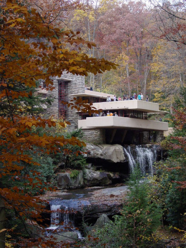 Architecte pr f r - Architecture organique frank lloyd wright ...