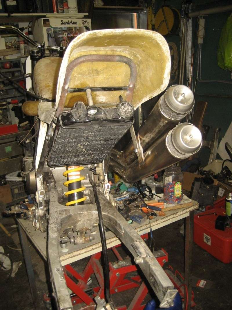 Honda rs 750 for Garage moto argenteuil