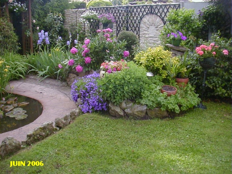 Un petit bassin a la francaise - Bassin ancien de jardin orleans ...