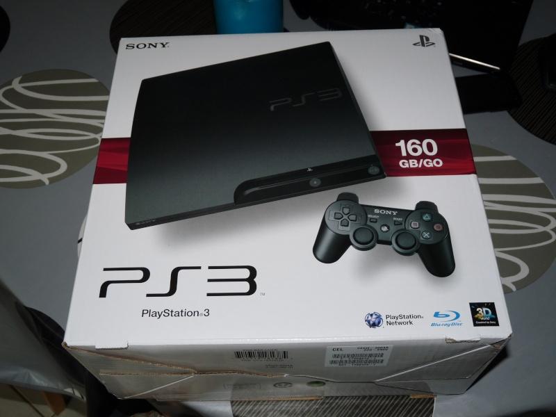 Peugeot 307 voir le sujet vendu console de jeux ps3 neuve sous emballage forum peugeot - Console playstation 2 neuve ...