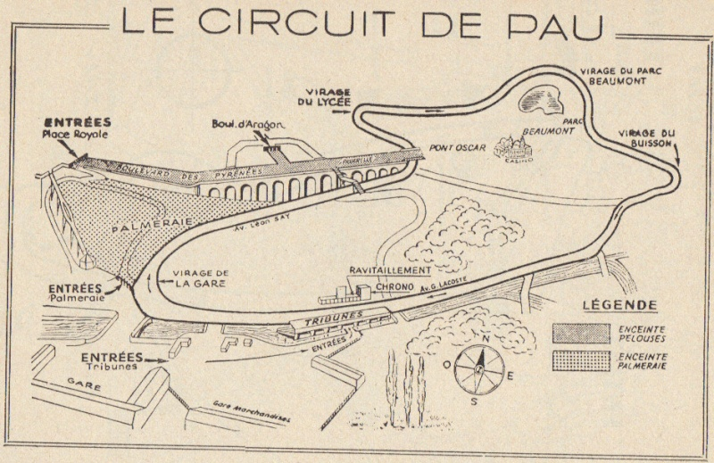 autodiva afficher le sujet le grand prix de pau 1899 1960 de pierre darmendrail. Black Bedroom Furniture Sets. Home Design Ideas