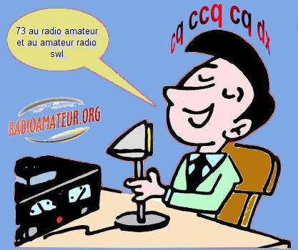 Nous  remercions tous les radioamateurs et groupes qui nous ont ajouté à leurs liens