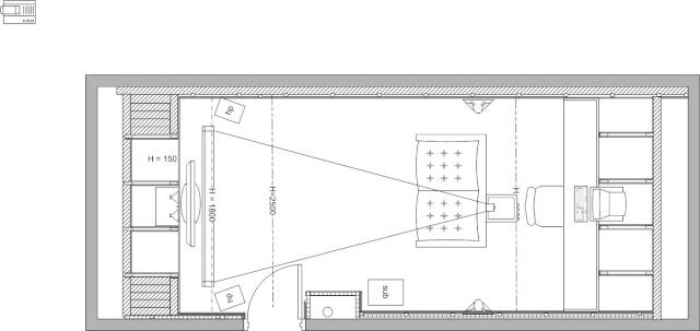 Ma mini salle d di e dans les combles nouveaux fauteuils 29885598 sur le forum for Plan home cinema