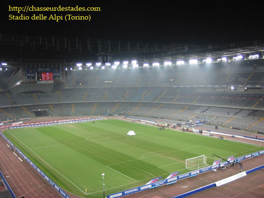 stadio delle alpi stade de la juventus de turin. Black Bedroom Furniture Sets. Home Design Ideas