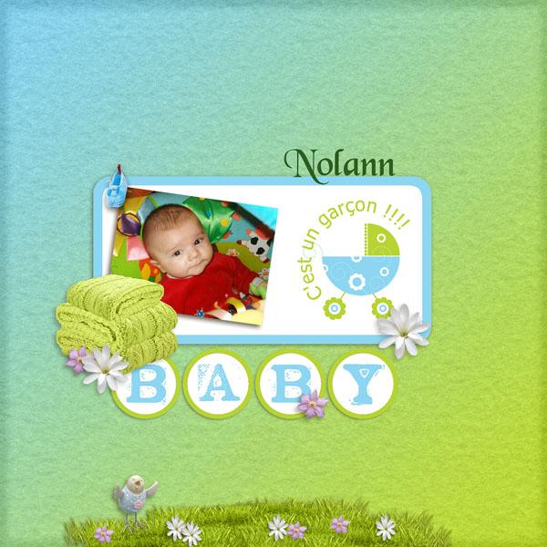kit bienvenue bébé simplette page niconat