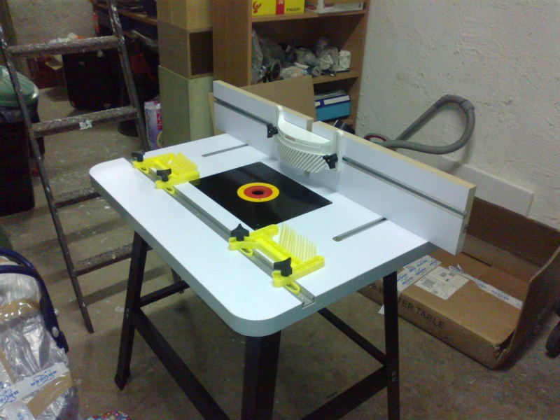 Legno banco fresatrice montaggio e utilizzo for Banco fresa autocostruito