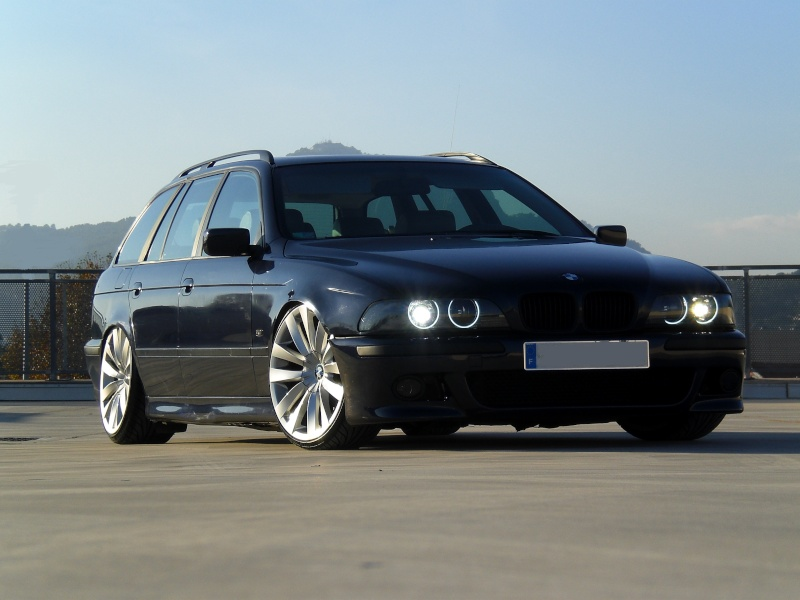 my low bmw 530d touring. Black Bedroom Furniture Sets. Home Design Ideas