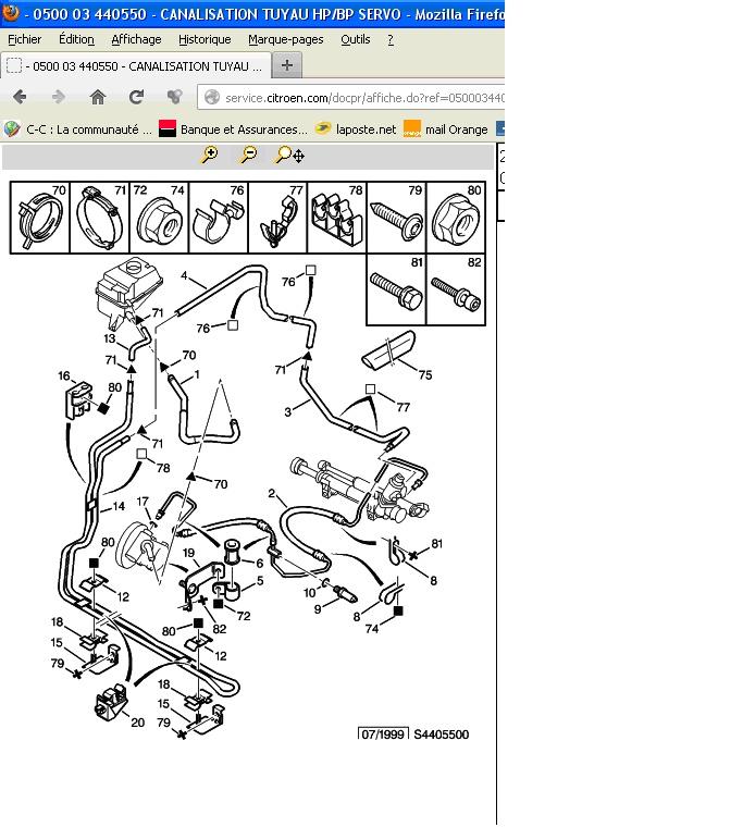 2l16v direction fuite direction assist e. Black Bedroom Furniture Sets. Home Design Ideas