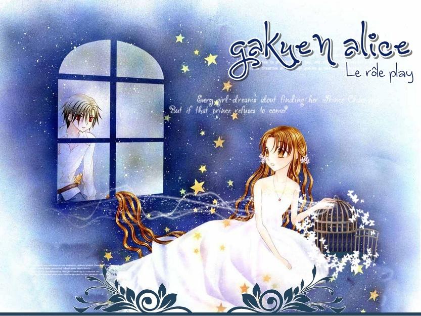 Gakuen Alice RPG