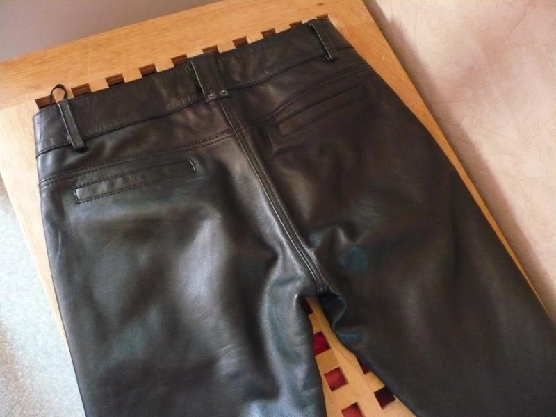 para Oakwood Pantalones de cuero hombre tohrdCxsQB