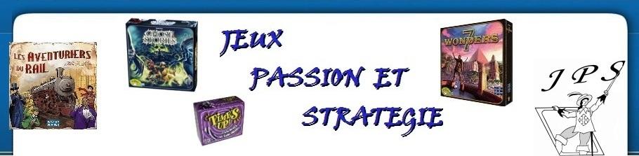 Jeux Passion et Stratégie