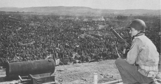 Pido perdón al Pueblo Alemán - Comandante aliado M. Drucker