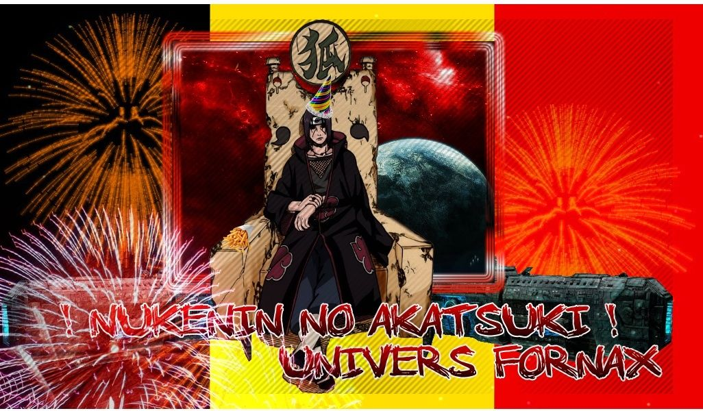 ~ Nukenin no Akatsuki ~