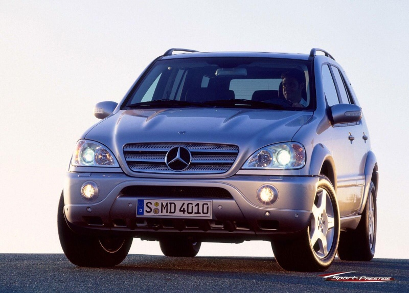 guide d achat occasion mercedes ml 55 amg. Black Bedroom Furniture Sets. Home Design Ideas