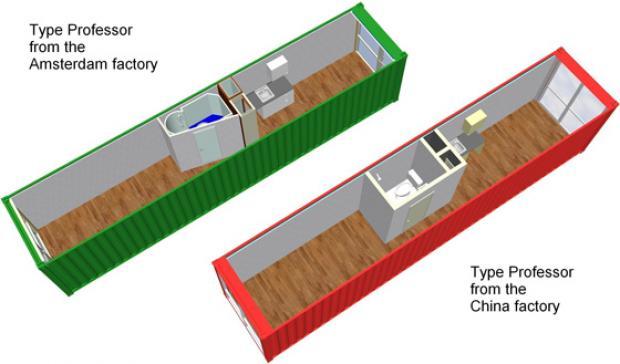 Logement quelles solutions page 14 for Studio container prix