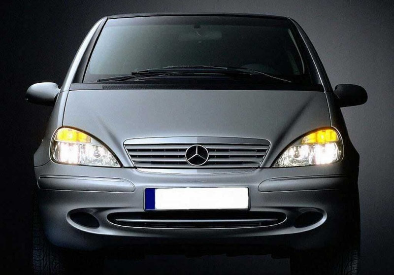 Mercedes W Ml Remplacer Ampoule Phare Avant