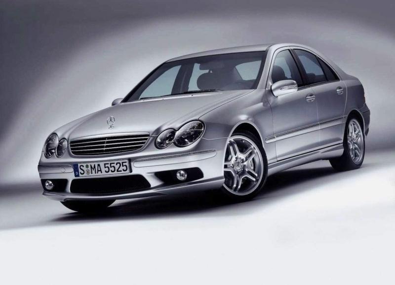 Demonter Retroviseur Mercedes C