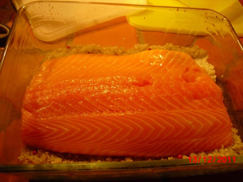 saumon chez blanche neige