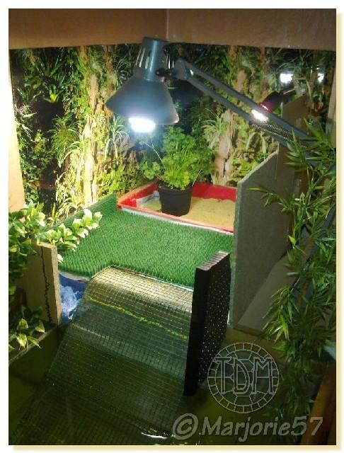D coration 12 fabriquer un bassin a poisson exterieur fort de france fabriquer un tipi - Bassin tonneau jardin metz ...